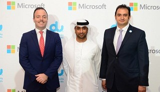 From left to right_Ihsan Anabtawi, Fahad al Hassawi, Hany Fahmy Aly
