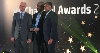 Redington _HP Awards