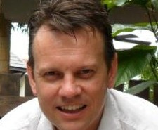 Steve Vickers, CMO