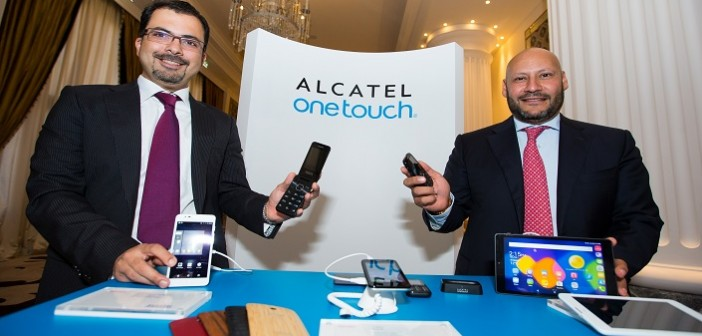Alcatel unveils new premium smartphone