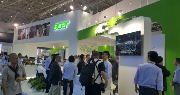 "Acer showcases ""BeingWare"" at Computex 2016"