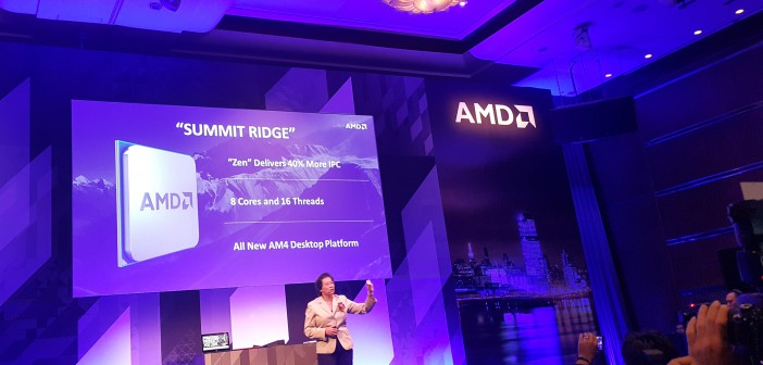AMD showcases new solutions at Computex