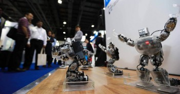 GITEX 2016 - Robotics 1