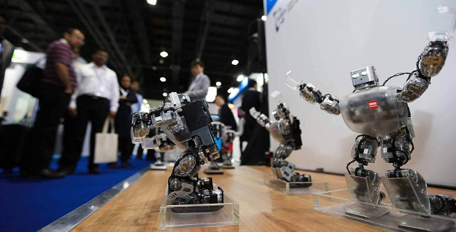 Robotics, Drones, and 3D Printing will be in focus at GITEX