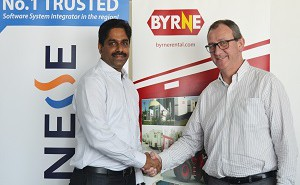 Finesse and Byrne announce the Go-Live of BI & Analytics Solution at Byrne