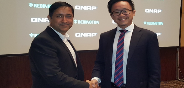 QNAP appoints Redington as distributor