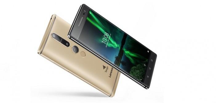 Lenovo unveils Tango enabled PHAB2 Pro