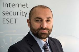 Dimitris Raekos, GM, ESETMiddle-East