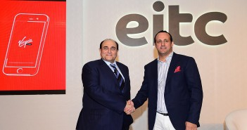 Emirates Integrated Telecommunications Company (EITC) introduces its sec...