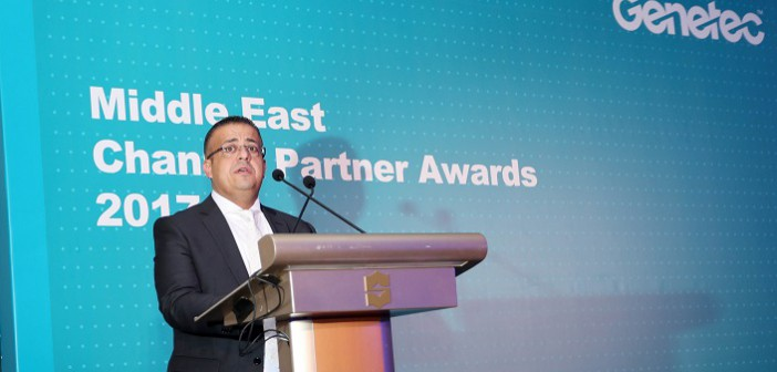 Genetec holds Awards gala for channel partners