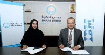 Smart Dubai Office and IBM announcement