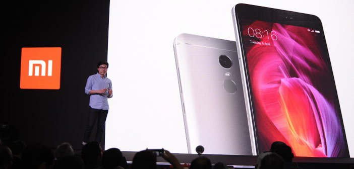 Xiaomi unveils Mi MIX, Redmi Note 4 and Redmi 4A at disruptive price points