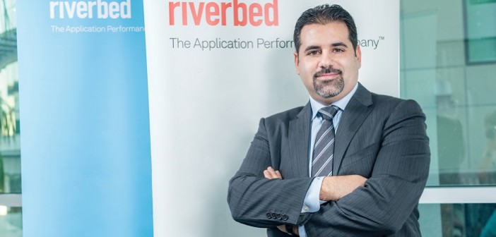 Riverbed elevates Elie Dib as Senior Regional Director for the region