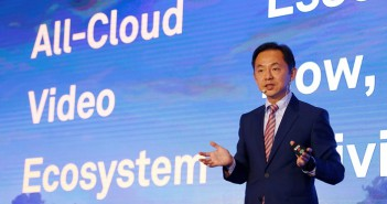 Ryan Ding, Huawei's President of Product & Solutions