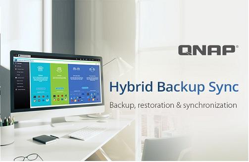 QNAP unveils Hybrid Backup Sync - VARONLINE