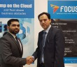 Fateh Ali, Director (left), and Jawad Ali Khan, CEO, North America and APAC of Focus Softnet