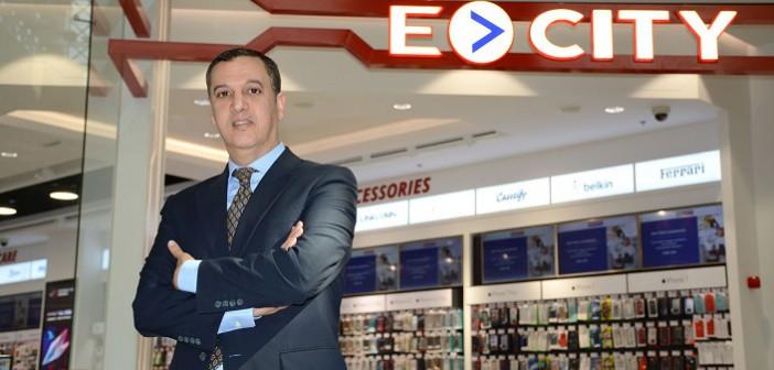 Jaouad Dakir, CEO, E-City