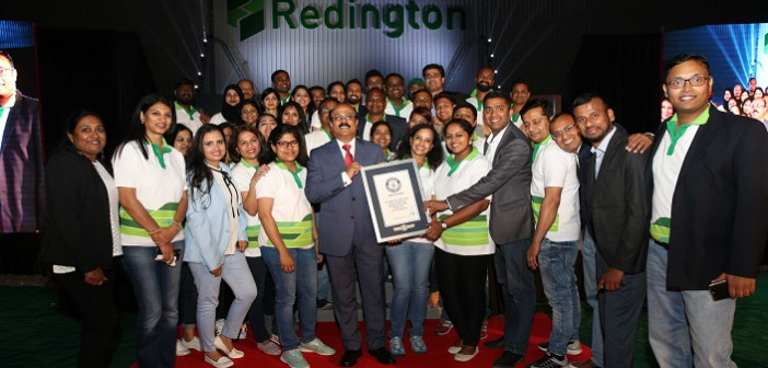 Redington unveils its new Global Brand Identity