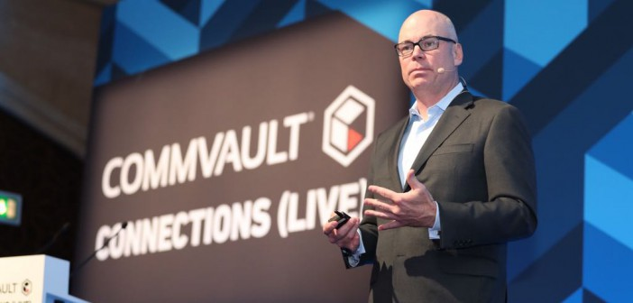 Chris Powell - CMO at Commvault - at Commvault Connections Live
