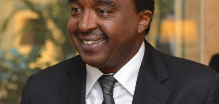 Bocar A. BA, CEO - SAMENA Telecommunications Council