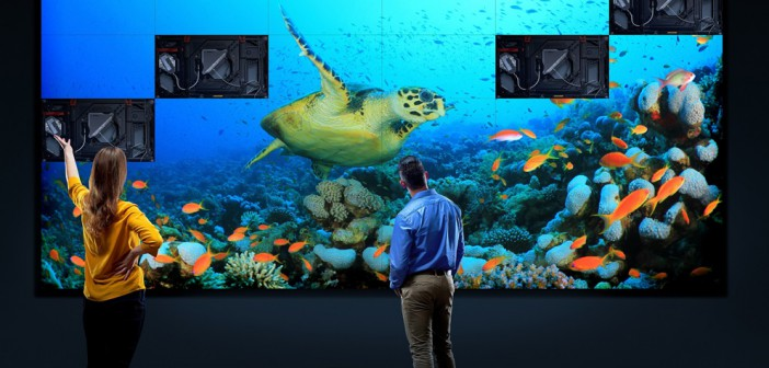 Barco, Trigon reinforce channel partnership for UniSee LCD Video Wall in UAE