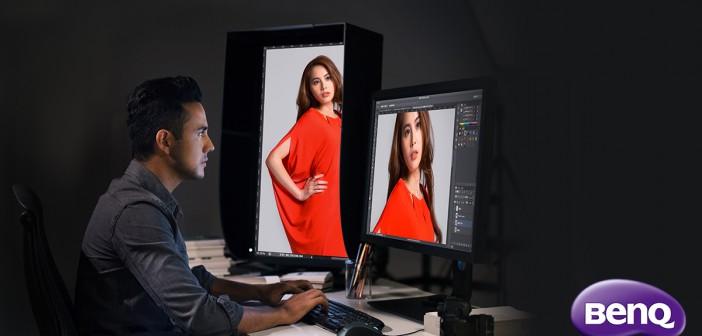 BenQ SW271_true 4K_photography monitor