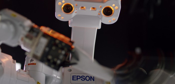 Epson highlights commitment to robotic innovation
