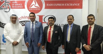OMA Emirates welcomes Hadi Express Exchange to the BB Club