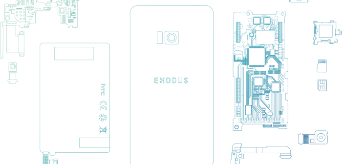 The EXODUS begins – access the first blockchain phone by HTC