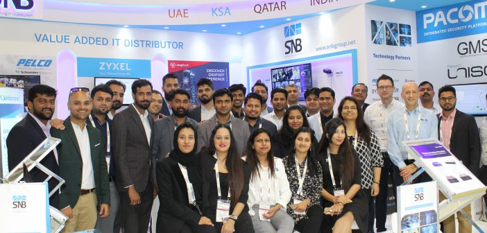 SNB IT Distribution successful participation at Intersec 2019