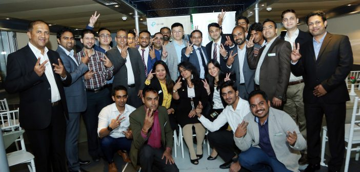 TP-Link & New Trend host a Channel-Partner networking session in Dubai