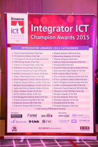 INTEGRATOR AWARDS 2015