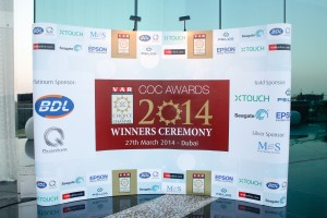 COC AWARDS 2014